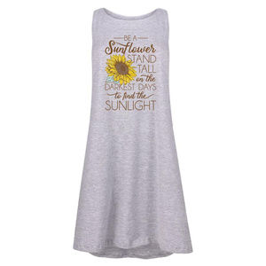 Sunflower Tank Dress S